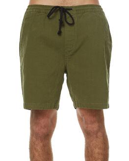 PINE MENS CLOTHING DEUS EX MACHINA SHORTS - DMP73331PIN