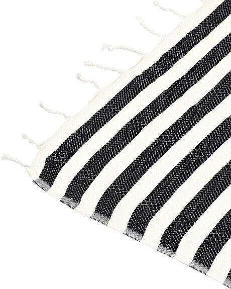 MIDNIGHT WOMENS ACCESSORIES MAYDE TOWELS - S13SUREEFMIDMID