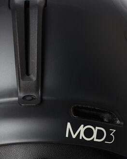 MATTE BLACK BOARDSPORTS SNOW OAKLEY PROTECTIVE GEAR - 99432FP-02K