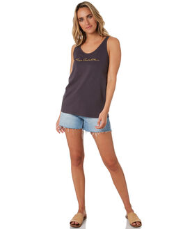 NINE IRON WOMENS CLOTHING RIP CURL SINGLETS - GTEDR24285