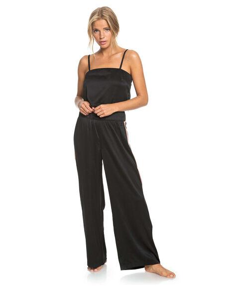 ANTHRACITE WOMENS CLOTHING ROXY FASHION TOPS - ERJWT03394-KVJ0