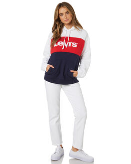 MULTI WOMENS CLOTHING LEVI'S JUMPERS - 74315-0001MUL
