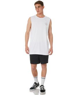 BLACK ACID MENS CLOTHING RVCA BOARDSHORTS - R171312252