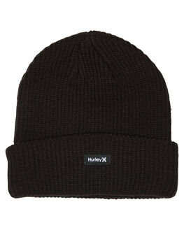 BLACK WOMENS ACCESSORIES HURLEY HEADWEAR - CI2808010