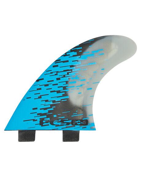 BLUE SMOKE BOARDSPORTS SURF FCS FINS - PC05-145-00-RBLUSM