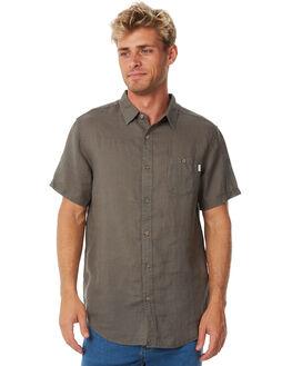PETROL MENS CLOTHING RHYTHM SHIRTS - APR18M-WT03-PET