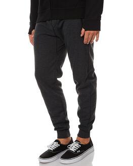 BLACK HEATHER MENS CLOTHING HURLEY PANTS - MFB000075003B