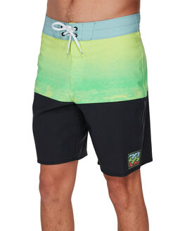 NEO LIME MENS CLOTHING BILLABONG BOARDSHORTS - BB-9591408-NEL