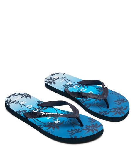 BLUE MENS FOOTWEAR RIP CURL THONGS - TCTC340070