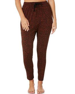 JUNGLE WOMENS CLOTHING BETTY BASICS PANTS - BB225H20PJNG