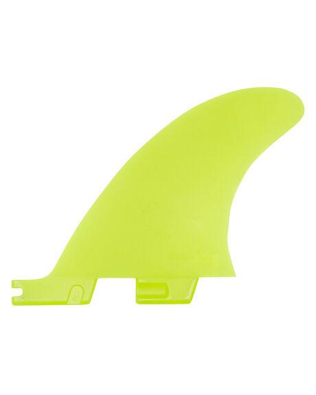 GREEN BOARDSPORTS SURF FCS FINS - FCAR-NG01-SS-RS-RGRN