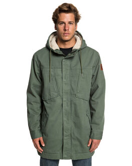 THYME MENS CLOTHING QUIKSILVER JACKETS - EQYJK03472-CQY0