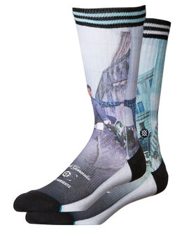 MULTI MENS ACCESSORIES STANCE SOCKS + UNDERWEAR - M556C17BRGMUL