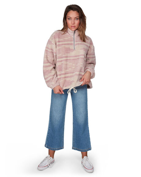 MAUVE WOMENS CLOTHING BILLABONG JACKETS - BB-6508731-M41