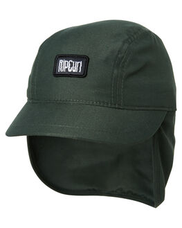 MID GREEN KIDS BOYS RIP CURL HEADWEAR - OCAQK19436