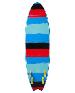 COOL BLUE BOARDSPORTS SURF CATCH SURF SOFTBOARDS - ODY66-QCBLU