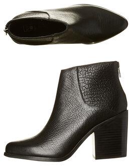 BLACK ELEPHANT WOMENS FOOTWEAR SOL SANA BOOTS - SS171W487BLK