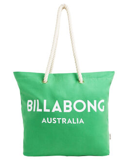 KELLY GREEN WOMENS ACCESSORIES BILLABONG BAGS + BACKPACKS - 6691102IKGRN