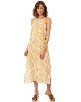 HONEY PALM WOMENS CLOTHING RUE STIIC DRESSES - SA18-28-HP-Y-HONP