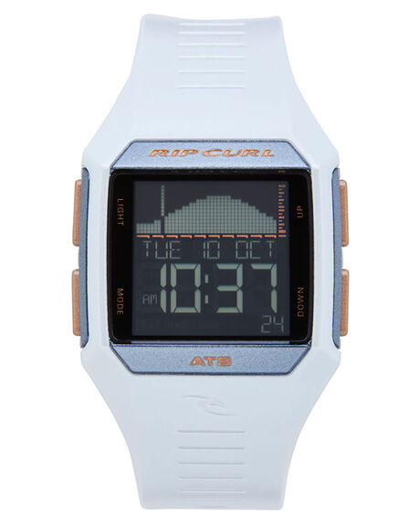 WHITE WOMENS ACCESSORIES RIP CURL WATCHES - A1127G1000