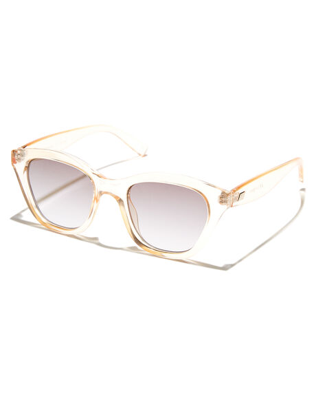 BLONDE WOMENS ACCESSORIES LE SPECS SUNGLASSES - LSP1802181BLOND