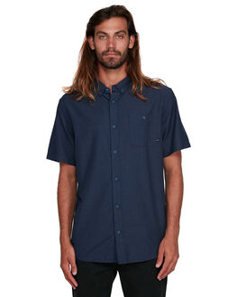 NIGHT SHADOW MENS CLOTHING QUIKSILVER SHIRTS - EQYWT03841-BPT0