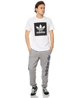 CORE HEATHER NAVY MENS CLOTHING ADIDAS ORIGINALS PANTS - BR4008HEANV