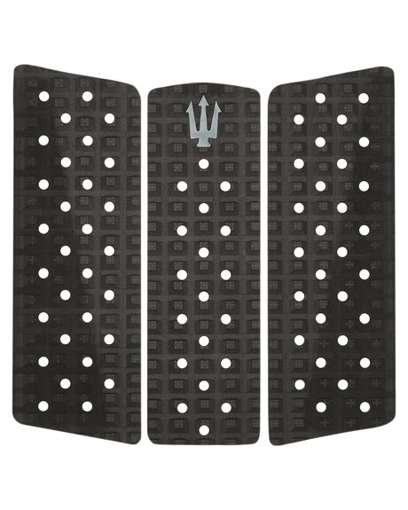 BLACK BOARDSPORTS SURF FAR KING TAILPADS - 1228BLK