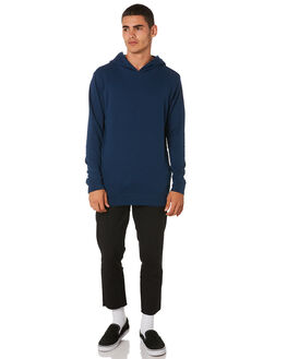INSIGNIA BLUE MENS CLOTHING BANKS JUMPERS - WFL0169ISB