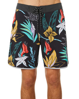 OIL GREY MENS CLOTHING HURLEY BOARDSHORTS - BV1813013