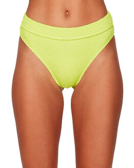 LIME PUNCH WOMENS SWIMWEAR BILLABONG BIKINI BOTTOMS - BB-6591609-LMP