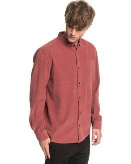 APPLE BUTTER MENS CLOTHING QUIKSILVER SHIRTS - EQYWT03910-CPH0