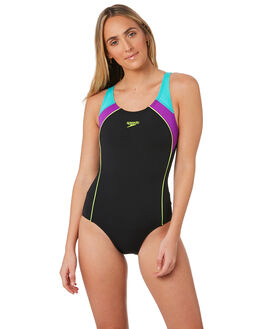 MUSIC INCA WOMENS SWIMWEAR SPEEDO ONE PIECES - 2255A-7621MUS