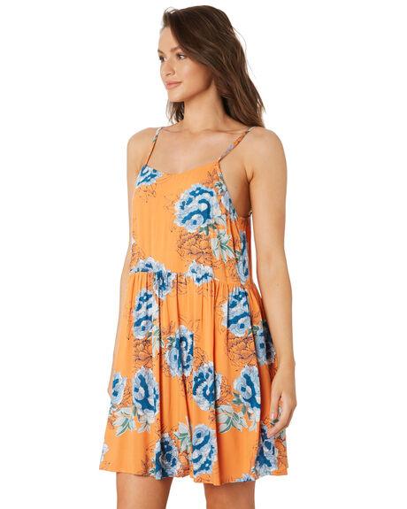 ORANGE BLOSSOM WOMENS CLOTHING O'NEILL DRESSES - 5721611OGB