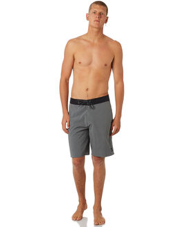 DARK GREY HEATHER MENS CLOTHING RIP CURL BOARDSHORTS - CBOQO13234