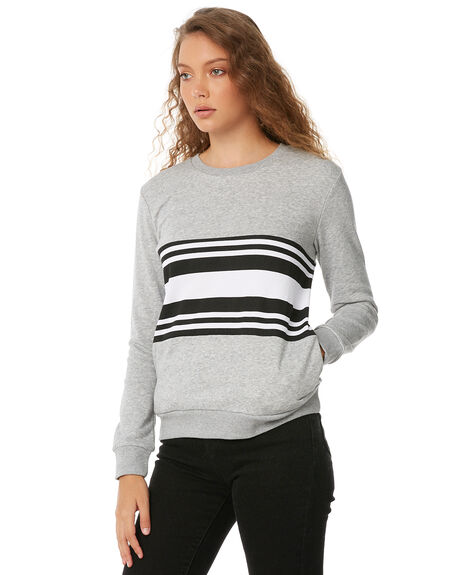 GREY MARLE WOMENS CLOTHING SWELL JUMPERS - S8183543GRYMA