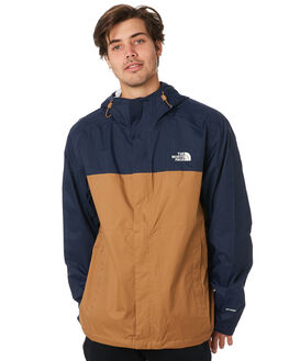KHAKI NAVY MENS CLOTHING THE NORTH FACE JACKETS - NF0A2VD31WK