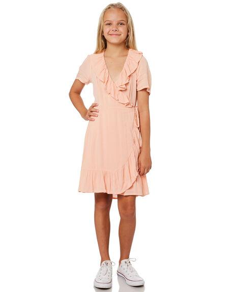 ROSE QUARTZ KIDS GIRLS BILLABONG DRESSES + PLAYSUITS - 5595471RQZ
