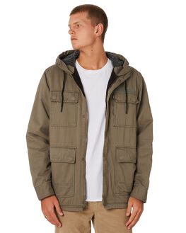 DARK ARMY MENS CLOTHING O'NEILL JACKETS - FA8102105DKA