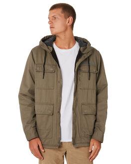 DARK ARMY MENS CLOTHING O'NEILL JACKETS - FA8102105DKA