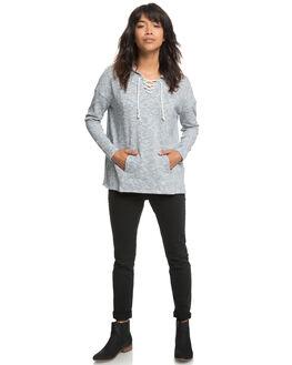 DRESS BLUES WOMENS CLOTHING ROXY TEES - ERJKT03466BTK0