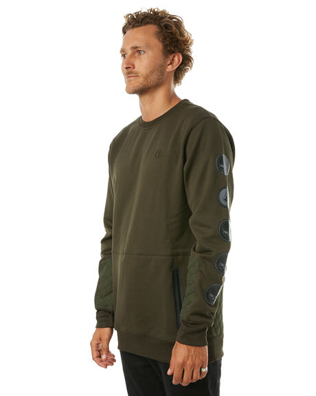 MILITARY SNOW OUTERWEAR VOLCOM LAYERING - G2451806MIL