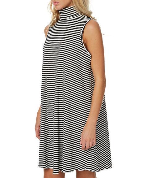 STRIPE WOMENS CLOTHING SWELL DRESSES - S8172151STR