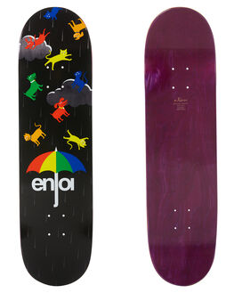 BLACK BOARDSPORTS SKATE ENJOI DECKS - 10017820BLK