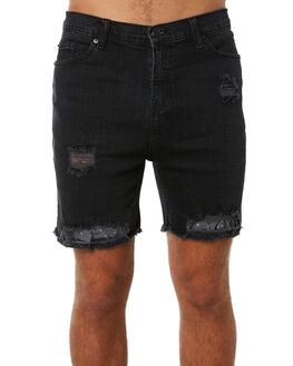 NIGHT SKY MENS CLOTHING THE PEOPLE VS SHORTS - SS18047NISKY
