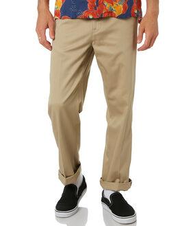 BEIGE MENS CLOTHING NUDIE JEANS CO PANTS - 120165BEI