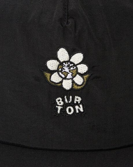 TRUE BLACK MENS ACCESSORIES BURTON HEADWEAR - 207681001