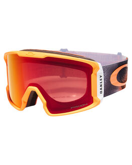 MYSTIC ORANGE PRIZM BOARDSPORTS SNOW OAKLEY GOGGLES - OO7070-37MFLW