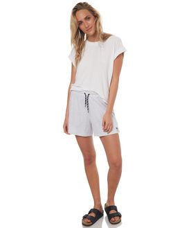 GREY MARLE WOMENS CLOTHING RPM SHORTS - 7SWB01BGREY