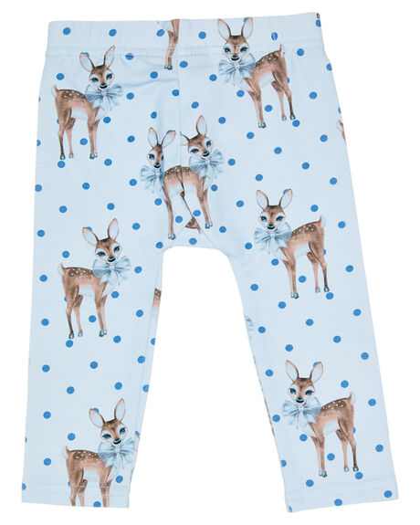 DEER HEART KIDS BABY ROCK YOUR BABY CLOTHING - BGL206-DHDRHRT